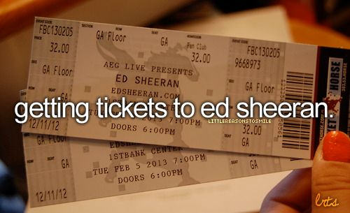 OMG i wish! They are always sold out. But hey i have my 1D tickets.
