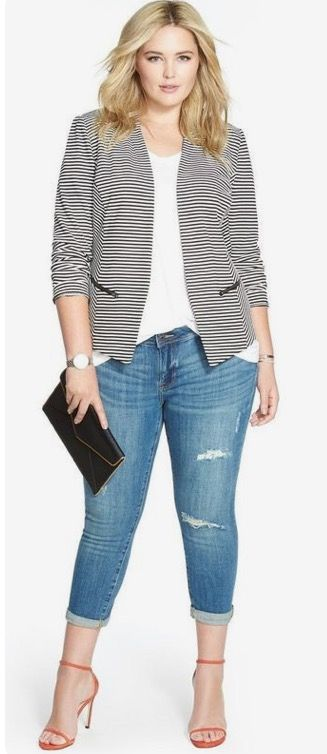 Best 20+ Curvy girl outfits ideas on Pinterest | Curvy girl ...