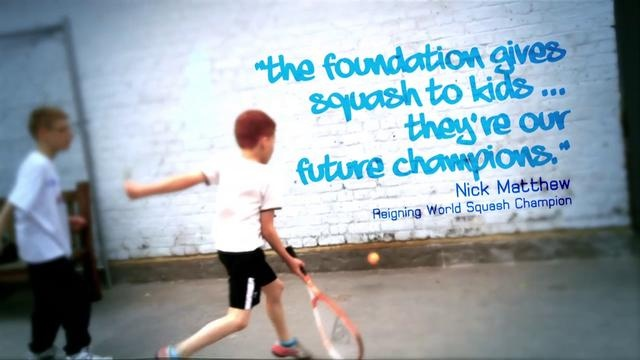 Squash & Racketball Foundation