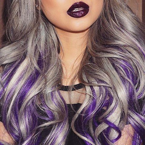 Best 25 silver purple hair ideas on pinterest silver lavender best 25 silver purple hair ideas on pinterest silver lavender hair hair colors and lilac silver hair pmusecretfo Choice Image