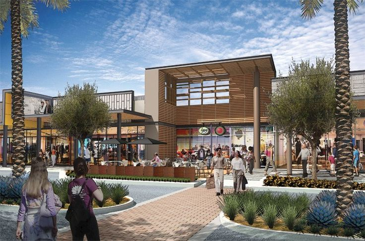 Elk Grove Promenade | 欢乐海岸设计师_LLA-Architecture • Planning • Urban Design