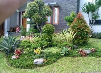 Tips dan Desain Taman Rumah Minimalis - Bagi Anda yang memiliki rumah dengan lahan terbatas, memiliki sebuah taman di depan atau belakang adalah impian bagi setiap orang. Taman rumah berfungsi sebagai pelengkap keindahan rumah Anda.