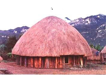 Honai - Papua