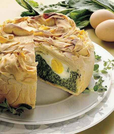 Torta Pasqualina - Italian Easter Pie