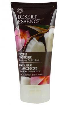 Desert Essence, Travel Size, Coconut Conditioner, 1.5 fl oz (44 ml)