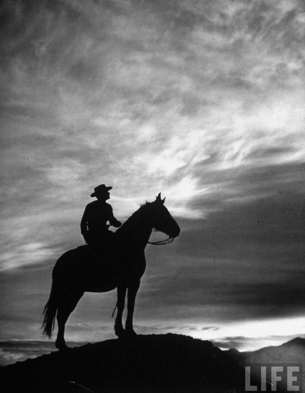 Cowboy pics via The Selvedge Yard