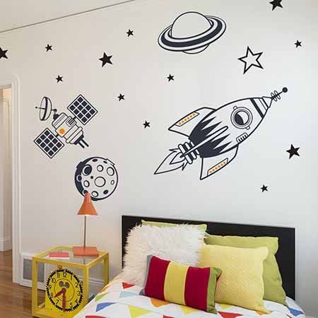 Best 25 Bedroom wall stickers ideas only on Pinterest Wall