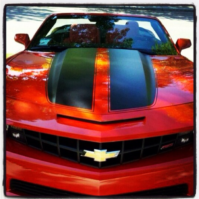 2011 Camaro SS Convertible for me!!!! Love her <3 ~