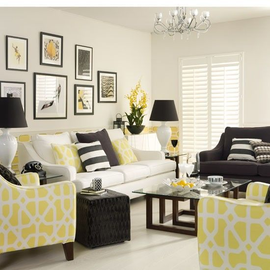 Great Accented Neutral Color Scheme With Good Use Of Horizontal Lines And Balance Dark
