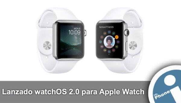 Apple presentó en WWDC update #watchOS 2 para #Apple #Watch con nuevas funciones y posibilidades.