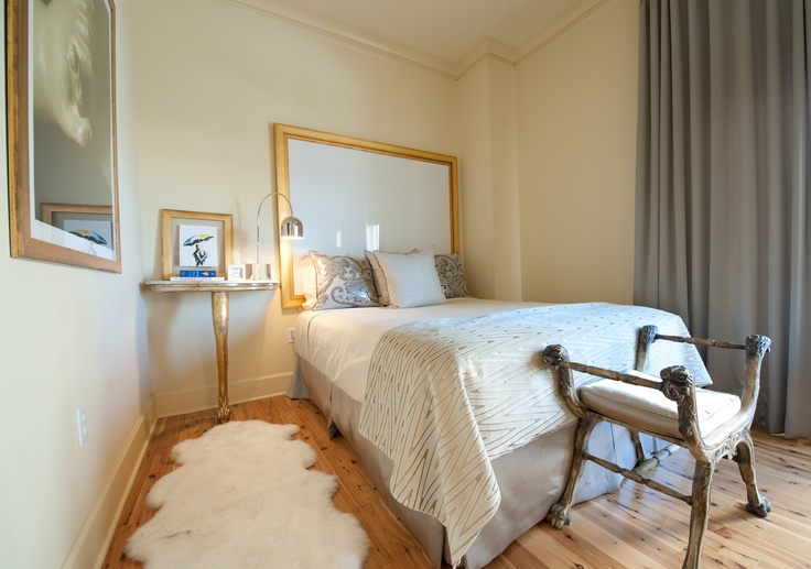 Nancy Price Interior Design-Check out our Italian Wooden Bench at the foot of the bed. Looks great!