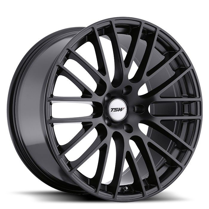 GetYourWheels.com: TSW Wheels TSW Max Matte Black Wheels : Wheel and Tire Packages|Staggered Wheels|Custom Wheels|Luxury Rims