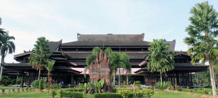 Auditorium Universitas Tanjungpura Pontianak