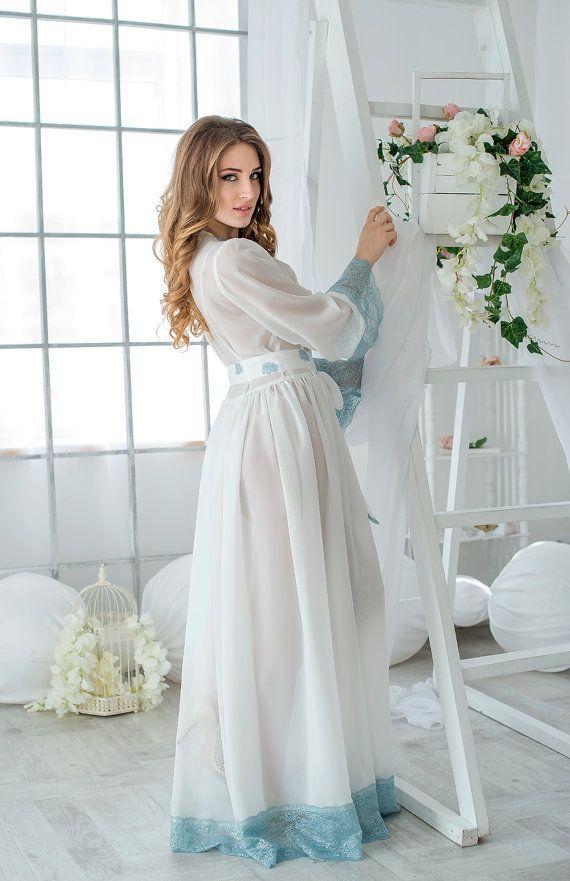 Bridal Robe Style 1619r Wedding Womens Getting Ready