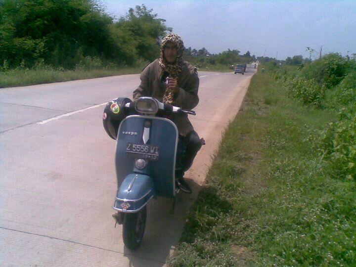 Menuju acara Subang Jawa Barat
