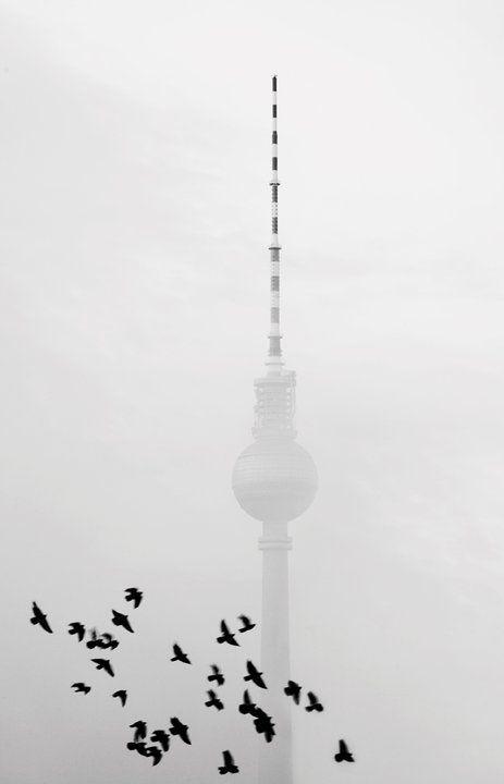 Fernsehturm #Berlin, TV-Tower More information: visitBerlin.com