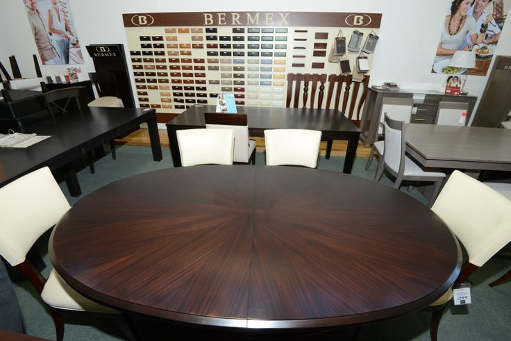 GH Johnson Round Dining Table