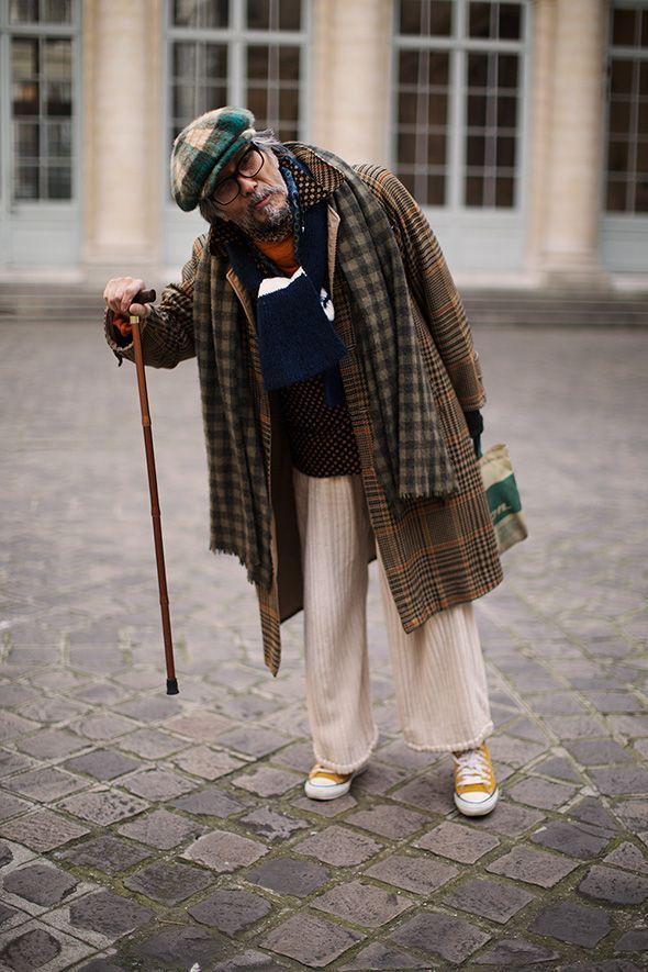 On the Street…Mix Master, Paris
