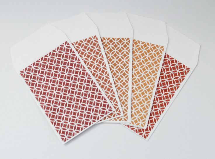Sacchetti carta decorati Gift bags Sacs en papier buste carta di PickaPack su Etsy