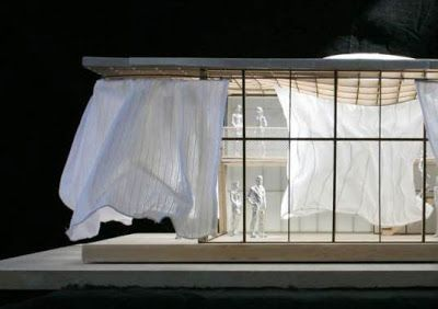 Cool and Innovative Solar Powered Products (21) 8 Curtains That Create Electricity: This prototype is made from a flexible translucent material, completely covered with thin solar panels that creates energy that can then be used to supply to various appliances & gadgets