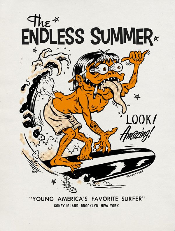 The Endless Summer - Morning Breath Inc