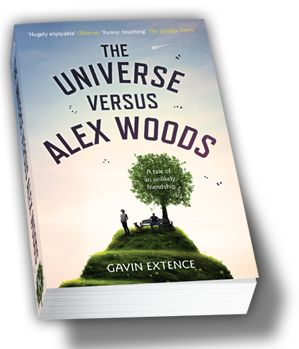 The Universe Versus Alex Woods - Gavin Extence Funny, moving, hilarious, sad, touching, weird - it has it all. Well written, great story, and you just can't help but love Alex Woods. Great read!