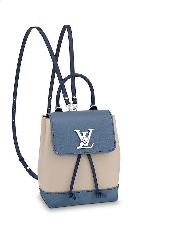 97fe71a27944 LOCKME backpack mini. LOCKME backpack mini Louis Vuitton ...