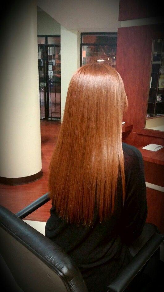 Los tonos cobre, un verdadero desafío de la colorimetría