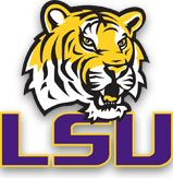 FRONT OF WIDGET - Free 2014 LSU Tigers Football Schedule Widget - Geaux Tigers! - National Champions 2007, 2003, 1958  http://riowww.com/teamPages/Louisiana_State_Tigers.htm