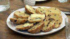 Spiced Teacakes. Good recipe, but since it's from the Hairy Bikers, I'm especially interested.