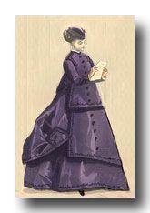 Viktorianska klänningar - 4