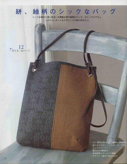 some patterns to sew fashion handbag - crafts ideas - crafts for kids