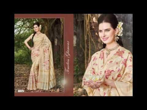 Latest designer Banarasi Sarees collection at Laethnic.com