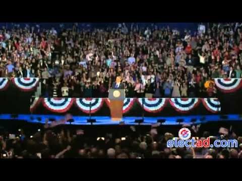 Barack Obama Election Night Victory Speech - November 6 2012