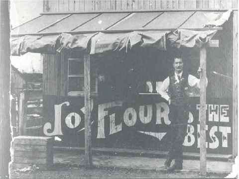 1890's pictures | Frank J. Beising Store 1890's to 1920's