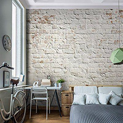 Steinwand tapete hakkında Pinterestu0027teki en iyi 20+ fikir - steinwand tapete wohnzimmer