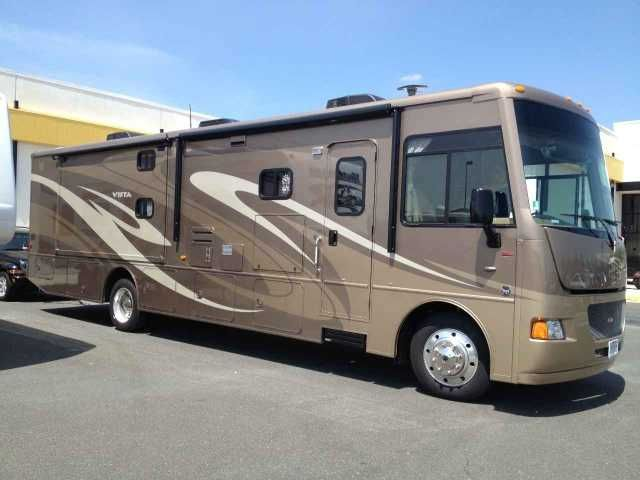 2013 Used Winnebago Vista 35B Class A in Virginia VA.Recreational Vehicle, rv, 2013 Winnebago Vista 35B, Well maintained, like-new condition motorhome. Approximately $10,000 in extras including Directv roof mounted auto positioning satellite system, high end Koni shocks, rear trac bar, steering stablizer, sterling towbar, tire pressure monitoring system, deluxe toilets with spray wand attachments and generously oversized shower. No more tiny showers. Many upgrades were done to make the RV…
