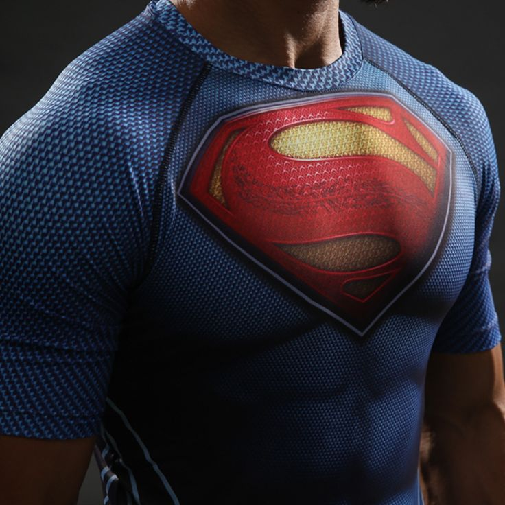 Spiderman VS Superman T Shirt Tee 3D Printed T shirts Men Short Raglan sleeve Fitness Cosplay. Click visit to buy #T-Shirts