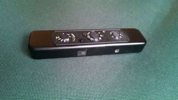 Minox Model C Subminiature Film Spy Camera by ByegoneThings