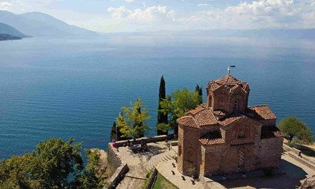 Macedonia Whisper it quietly: one of the world's oldest lakes has become Europe's latest secret escape, packed with mountains, history and magic, says Lyn Hughes