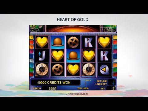 Игровой Автомат Heart Of Gold Играть Бесплатно