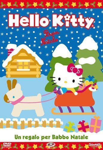 Hello Kitty - Buon Natale! - Un Regalo Per Babbo Natale