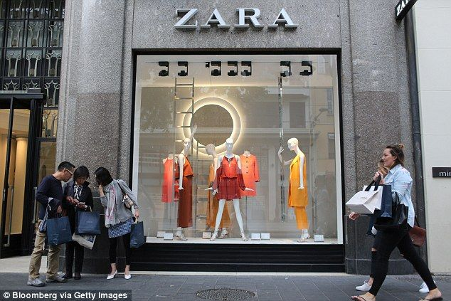 """The cost of """"fast fashion"""" - Zara, H&M, GAP, Forever 21, Uniqlo - trends delivered quickly @ affordable prices."""