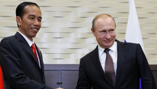Presiden Putin Sebut Soekarno Teman Sejati Rusia