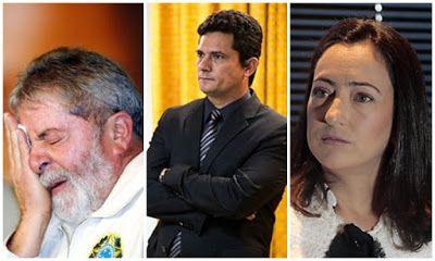 Mais de 201 milhões de pessoas apoiarão Rosângela Wolff Moro no processo que Lula deu entrada contra Sérgio Moro