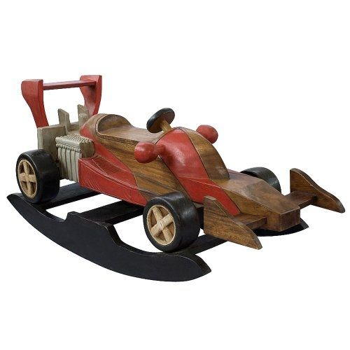 23 best images about wooden rocking rolling on pinterest for Woodworking plan for motorcycle rocker toy