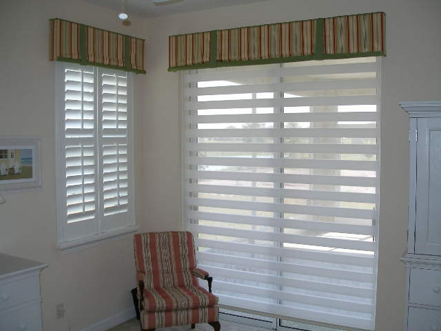 Signature Illusions are unique, innovative transitional window shades that are exclusive to Budget Blinds.