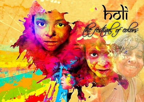 Holi is a festival of colours. Just like in nature there are different colours a… 163a041ba15f91a26b86d9098b69adf8  holi  holi festival