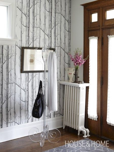 Small Foyer Wallpaper : Best images about on pinterest foyers
