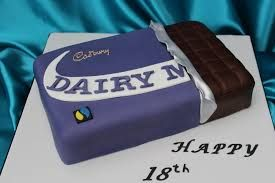 Image Result For Personalised Birthday Cakes From Cadburys